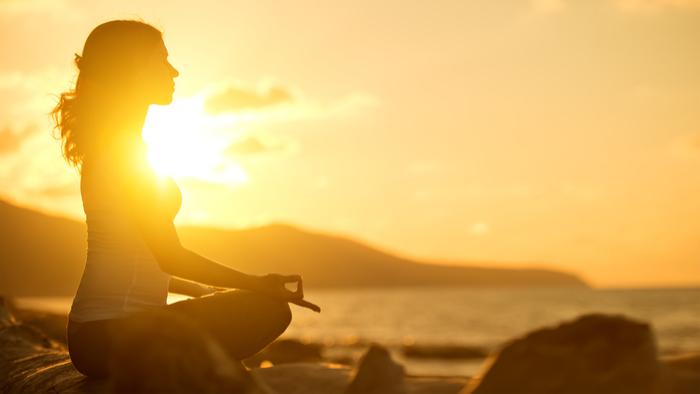meditation and calm