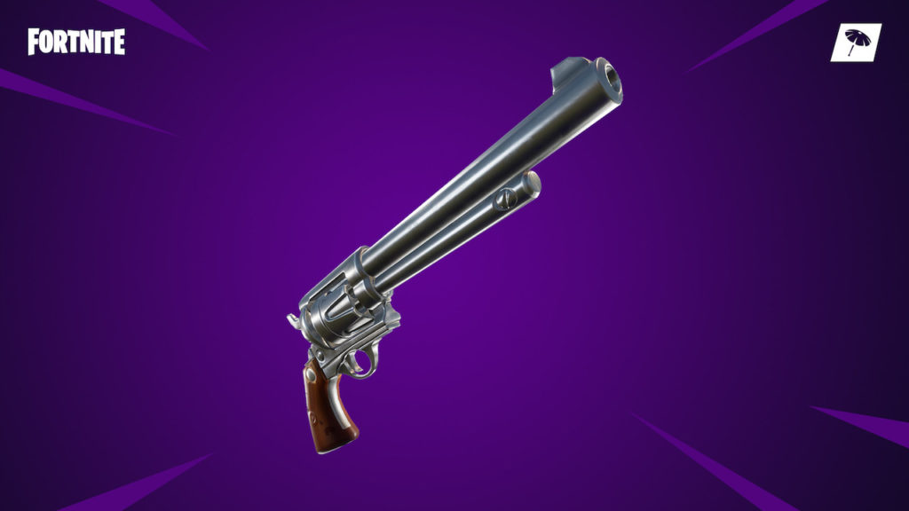 fortnitemares six shooter