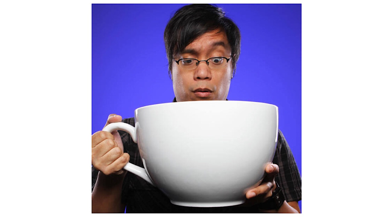 largest cup of coffee