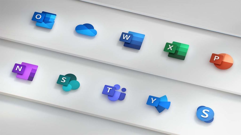 update microsoft office new icons