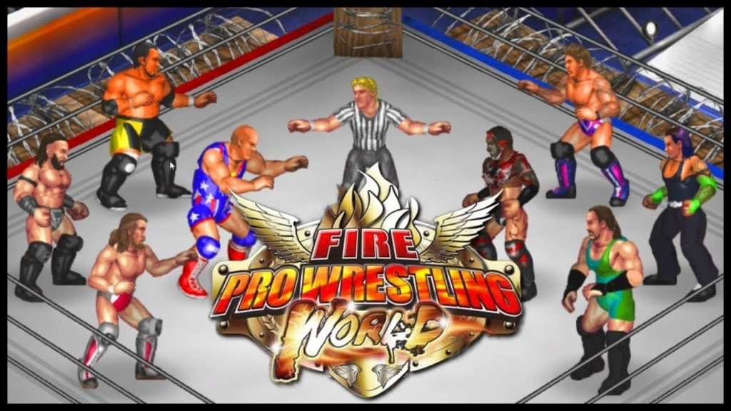 Why Fire Pro Wrestling World is a treat for wrestling fans