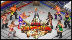 Why every wrestling fan needs to play Fire Pro Wrestling World