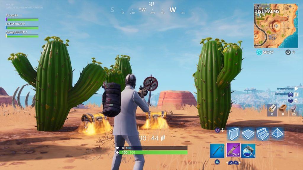 fortnite cactus mesa