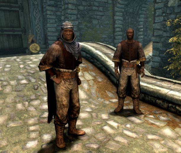 Alik'r in Whiterun