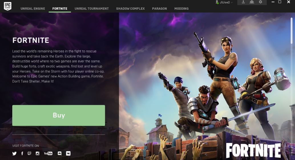 Fortnite leads Epic's charge