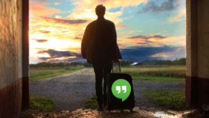 Google Hangouts is officially on the way out