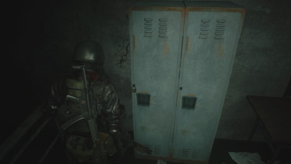 re2 control room locker