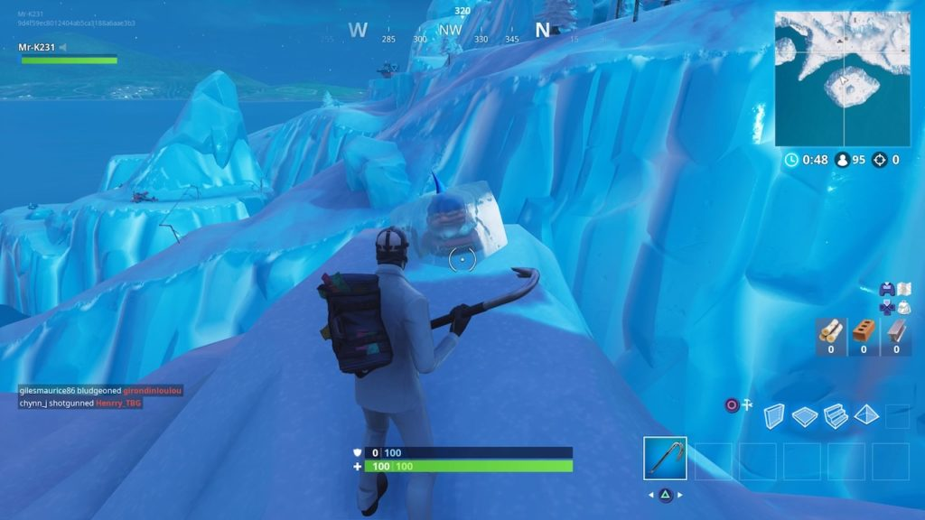 fortnite chilly gnome