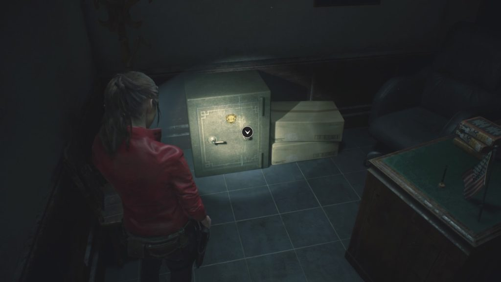 re2 west office safe