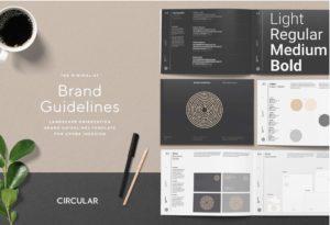 standard modern web design