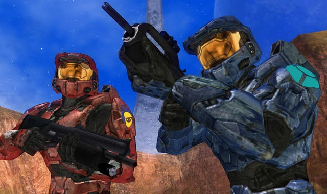 Halo characters, Red vs Blue
