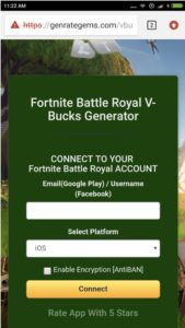 fortnite android scam