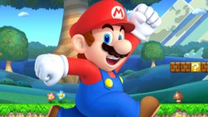 Animated Super Mario movie is on the way