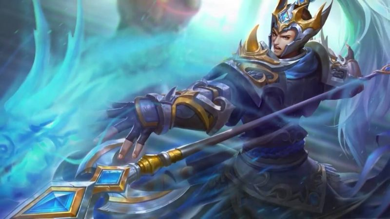 Mobile Legends Yun Zhao Build