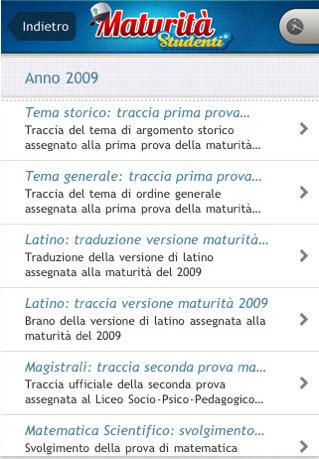 Maturità2011 di Studenti.it