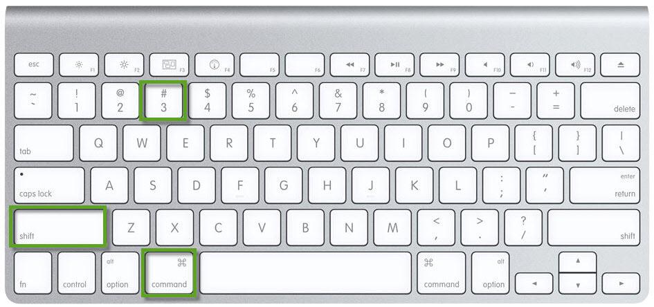 Come catturare lo schermo del Mac