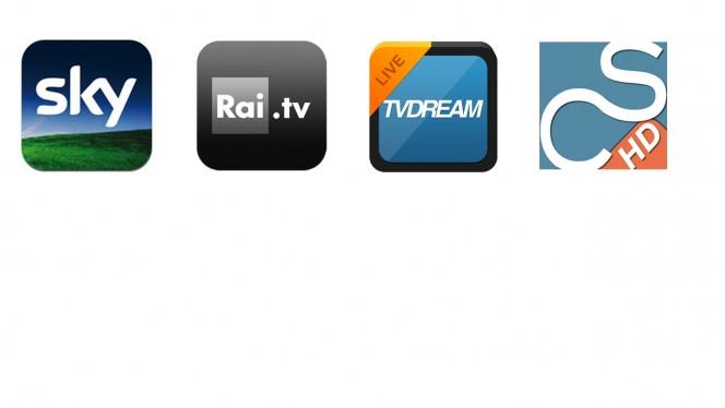 Come vedere la tv su tablet