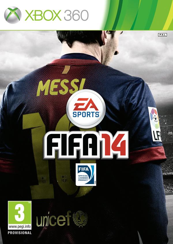 copertina FIFA14