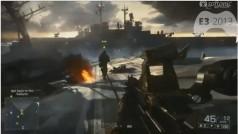 E3 2013: Battlefield 4 Second Assault arriverà prima su Xbox One. Gameplay del single player