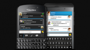 BB Messenger arriva su Android a settembre