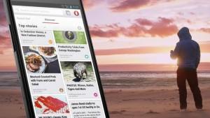 Opera 15 arriva su Android
