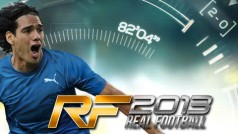 Update di Real Football 2013 per Android e iPhone: multigiocatore senza limiti