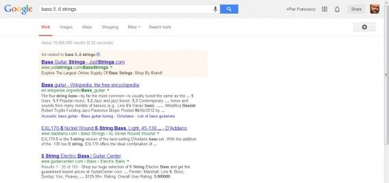 Astuce de recherche : Intervalle de nombre dans Google Search