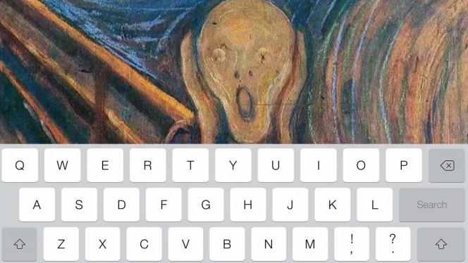 Il correttore automatico di iOS 7 è una chiavica