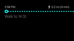 Google Glass: arriva Transit, informazioni sul trasporto pubblico