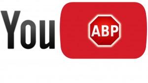 Ripulisci l'interfaccia di YouTube con ADBlock Plus