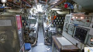 Il sottomarino di Google non è giallo: ora Street View permette di esplorare un sommergibile