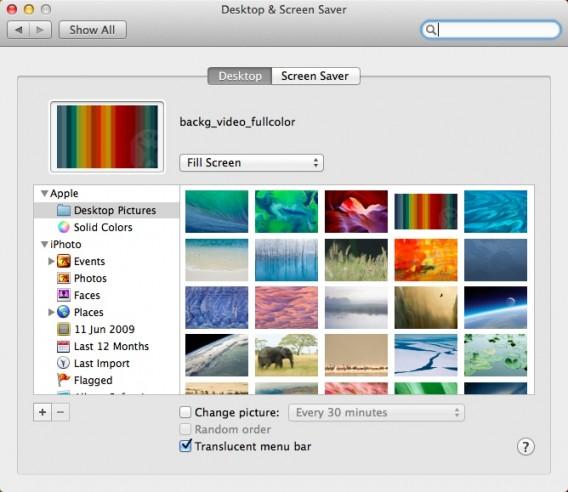 Cambia sfondo desktop 003