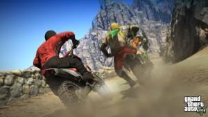 GTA Online: arriva l'editor di missioni? Trapelato video di Mission Creator