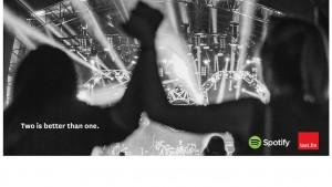 Spotify arriva su Last.fm