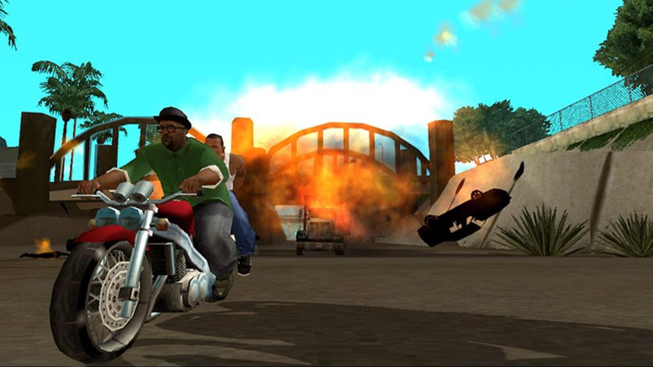 Grand Theft Auto: San Andreas disponibile per Windows 8.1