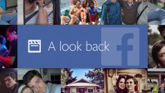 Facebook Look Back: come modificare il video e cambiare le immagini del filmato