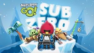 Angry Birds Go! Sub Zero: ecco il nuovo episodio per Android e iOS