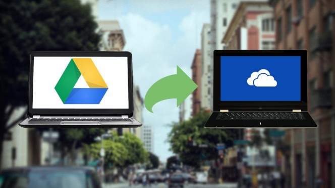 From Google Drive to Office Online