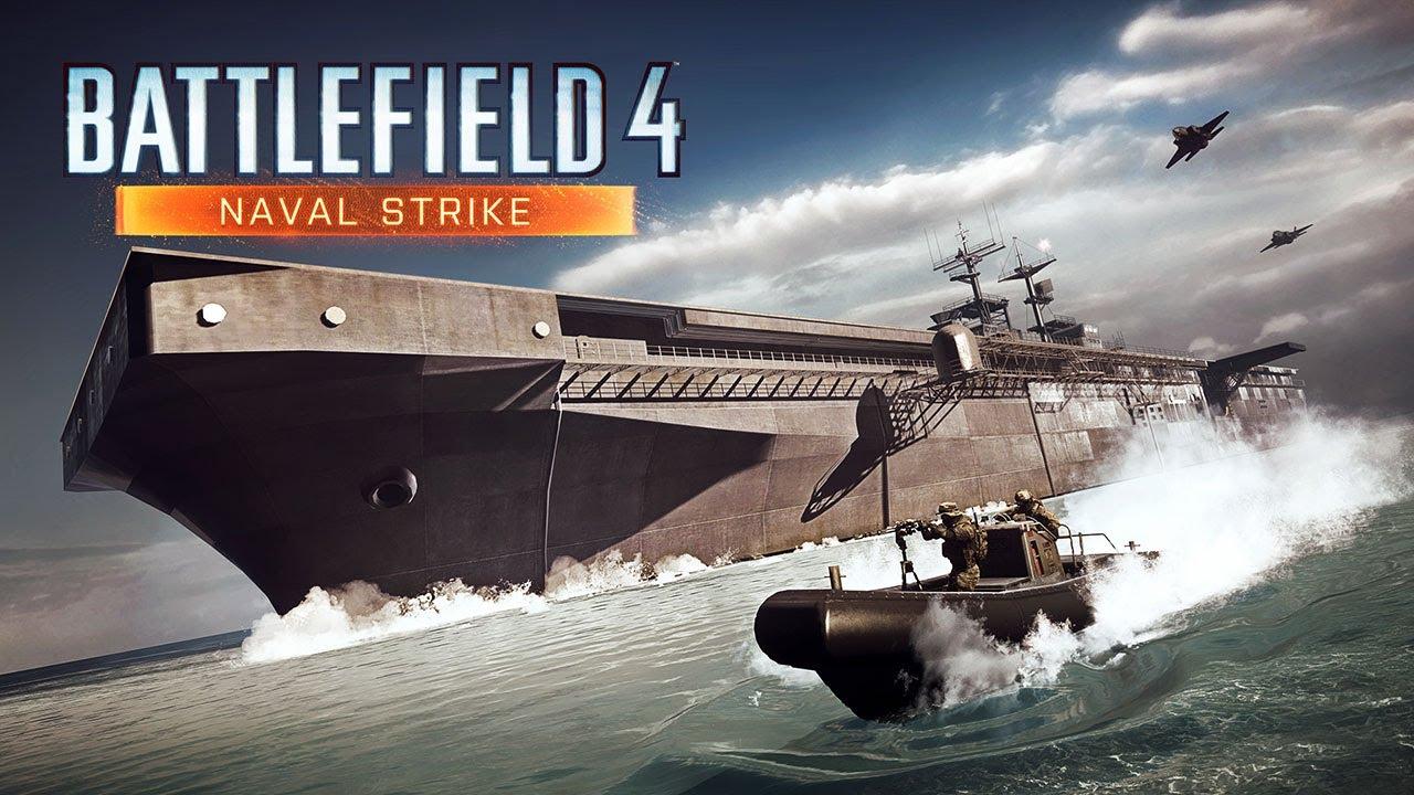 Battlefield 4: Naval Strike disponibile da oggi per PC per gli account Premium