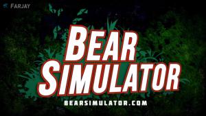 Bear Simulator: la vita dell'orso bruno diventa un gioco