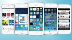 iOS 8: prime immagini e nuove app: Healthbook, Preview e TextEdit