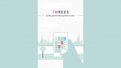 Threes! disponibile per Android