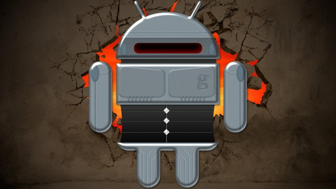 Proteggere android