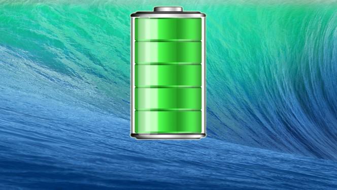 Mavericks – Come usare al meglio la batteria