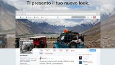 Il nuovo profilo di Twitter è ora disponibile per tutti