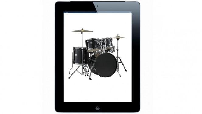 Drum machine e groove machine per iOS