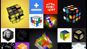 Chrome Cube Lab, Google remixa in 3D il cubo di Rubik