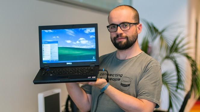 Esperimento Windows XP