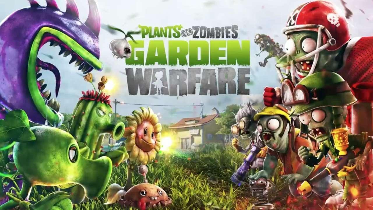 Plants vs. Zombies: Garden Warfare disponibile per PC