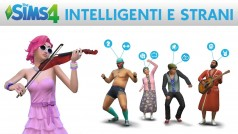 The Sims 4: più intelligenti e più strani. Nuovo trailer di gameplay
